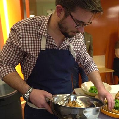 Le Creuset – Cast Iron Cooking Workshop